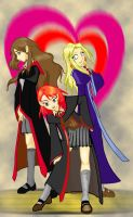 The Sirens of Harry Potter by Kaon-Lowe