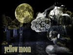 Yellow Moon by rmh7069