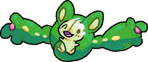 Reuniclus (request) by solcii-chan