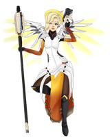 Mercy by ppppeachy