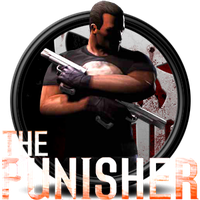 The Punisher icon II by madrapper
