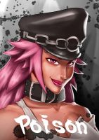 SF4 Poison by koyote974