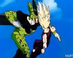 Gohan vs Cell gif by CatCamellia