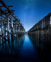 Abandoned dock by frestro79