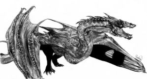 SMAUG by pretty-unicorn