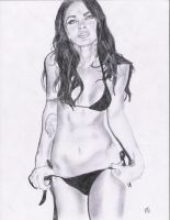 Megan Fox 3 by dtor91