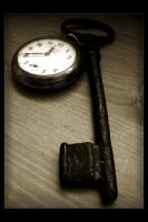 The Key To Time Itself by Forestina-Fotos