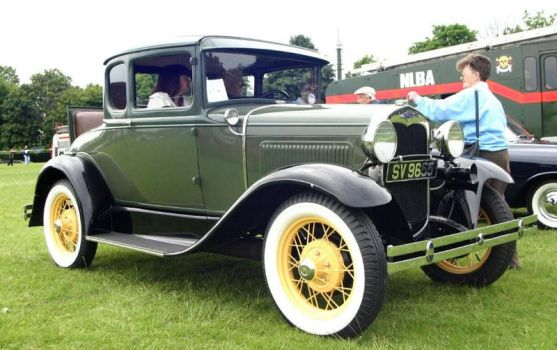 ford model A by Sceptre63