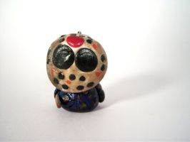 Jason Friday the 13th Pendant by sweet-geek
