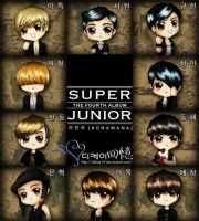 Super Junior Bonamana 2 by dikae19