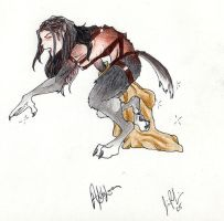 AkitaLore Changing by Blueicebird
