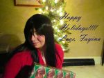 Happy Holidays!!! by Fayina-Kei-Sancia