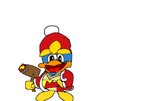 Kirby- King Dedede by TotallyTunedIn