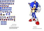Classic Sonic Advance sprites by thesoniczone11