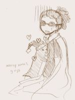 Merry Xmas from Kidou by hopeless-fate