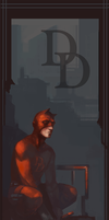 Daredevil by BiwerVincent