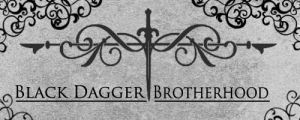 Black Dagger Brotherhood logo by Neinde