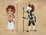 Jumping Mouse Arrancar - Design Trade by KirasDarkLight