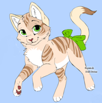 Adoptable Cat - CLOSED by SparksHigh