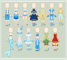 KH - Kailey Forms .:New:. by StargazerSammie