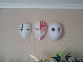 Current Mask Collection by deathbyexisting