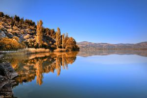 Autumn in Kastoria, Greece by NickKoutoulas