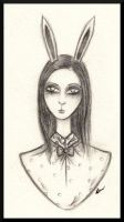 Me Bunny by NekroEngel