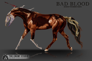 ESS 2013: BAD BLOOD by THE--ENEMY