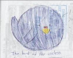 Im the burd of the useless by dianakudai27