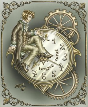 Tempus Curat by Condemned-To-Love