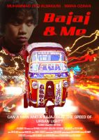 Bajaj n Me Promotional Poster by reidge