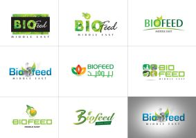 logo biofeed new by migoams