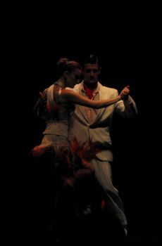 tango show by pasiphae