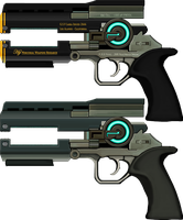 ArcCell Pistols by Omniance