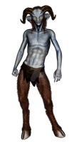 satyr by epicgenerator