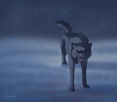 Snowstorm by Quomlon