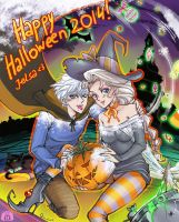 Happy Halloween by unconventionalsenshi