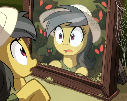 Day 17- Behind You by Ric-M
