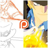 One Piece's Sabo - preview by theCHAMBA