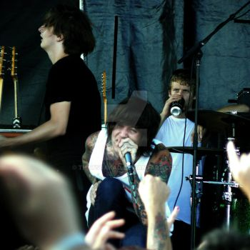 Ollie Sykes Live at Warped by ThatsTakao