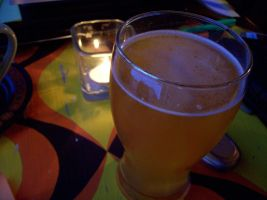 Beer at the Buddah by blindtetra