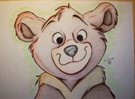 Koda-Brother Bear by NicoTopin