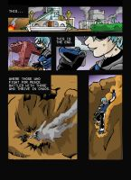 Chapter One: Page 1 by Video320