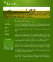 The Green Blog by Cmain
