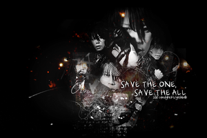 Save The One, Save The All by candykicks