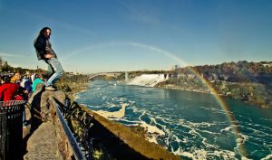 Niagara Falls by BMC-Photography