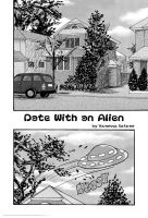 Date With an Alien - page 1 by VanessaSatone