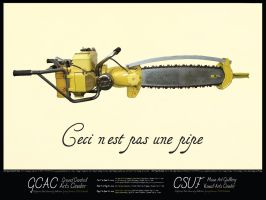 Ceci n'est pas une pipe III by dichotomies