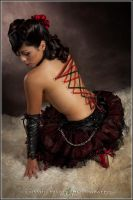 Corset by cosfrog