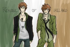 Republic of -drunken- Ireland by Le-Black-Sheep